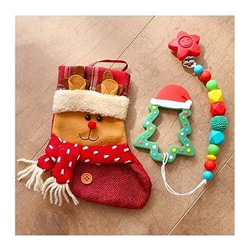 Frohe Weihnachten Geschenke von Santa Mamimami Home Baby Silikon ...