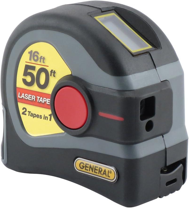 General Tools LTM1 2-in-1 Laser Tape best Measure