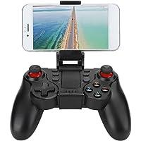 Mobiele gamecontroller, draadloze Bluetooth 4.0-gamepad met telefoonclip, mobiele gamecontroller Directe verbinding Game…