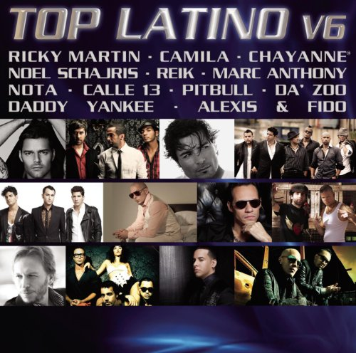 Top Latino V.6 [Clean]