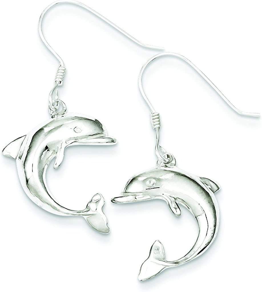 Friendly Dolphin earrings