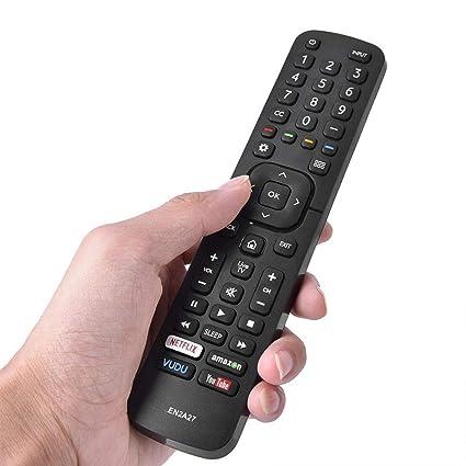 FidgetGear New Remote EN2A27 for Hisense Smart TV Remote