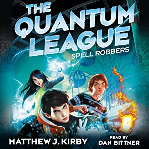 Spell Robbers Audiobook