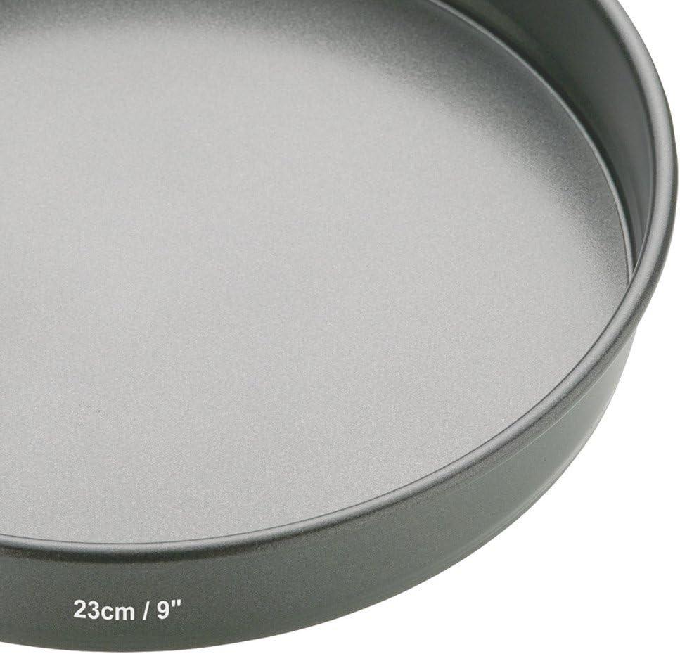 20 x 3.5 cm Master Class Teglia antiaderente per torta con base larga