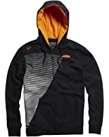 Fox Racing Mens Rock Fader Fleece Hoody Zip Sweatshirt