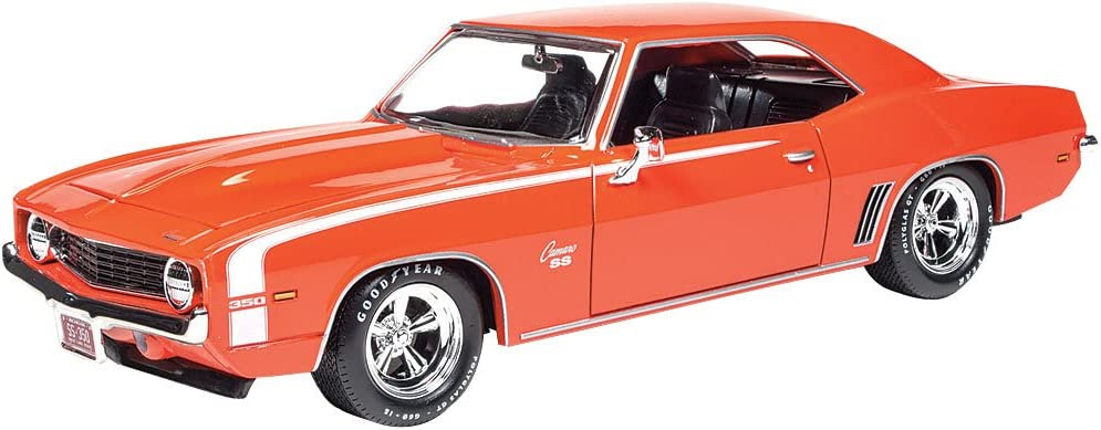 1:24 1969 Chevrolet Camaro by Round 2