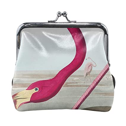 American Flamingo John James Audubon Exquisita Hebilla de ...