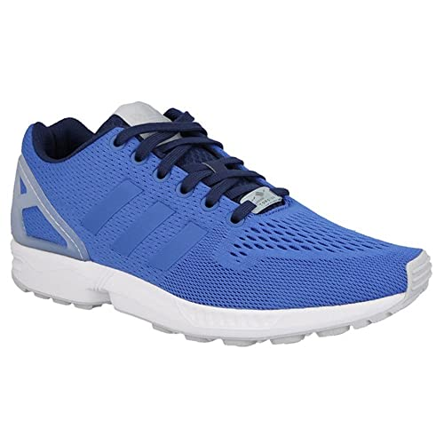 adidas ZX Flux, Bright Royal/Bright Royal/Dark Blue, 10