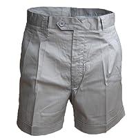 Fratelliditalia Bermuda pantaloncino short uomo estivo 100% cotone sportivo mare tasche pesca verde blu beige grigio chiaro grigio scuro