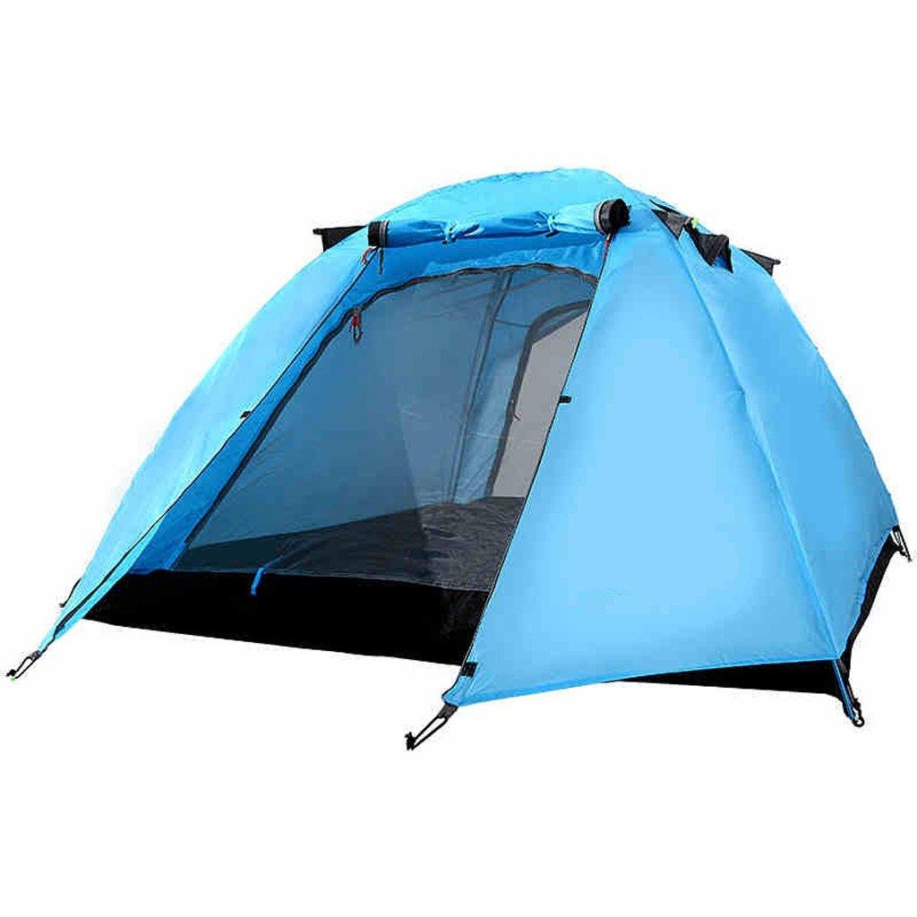 Zelte Deng Freien 3-4 Personen Familie Camping Wild einfach freie Fahren Outdoor