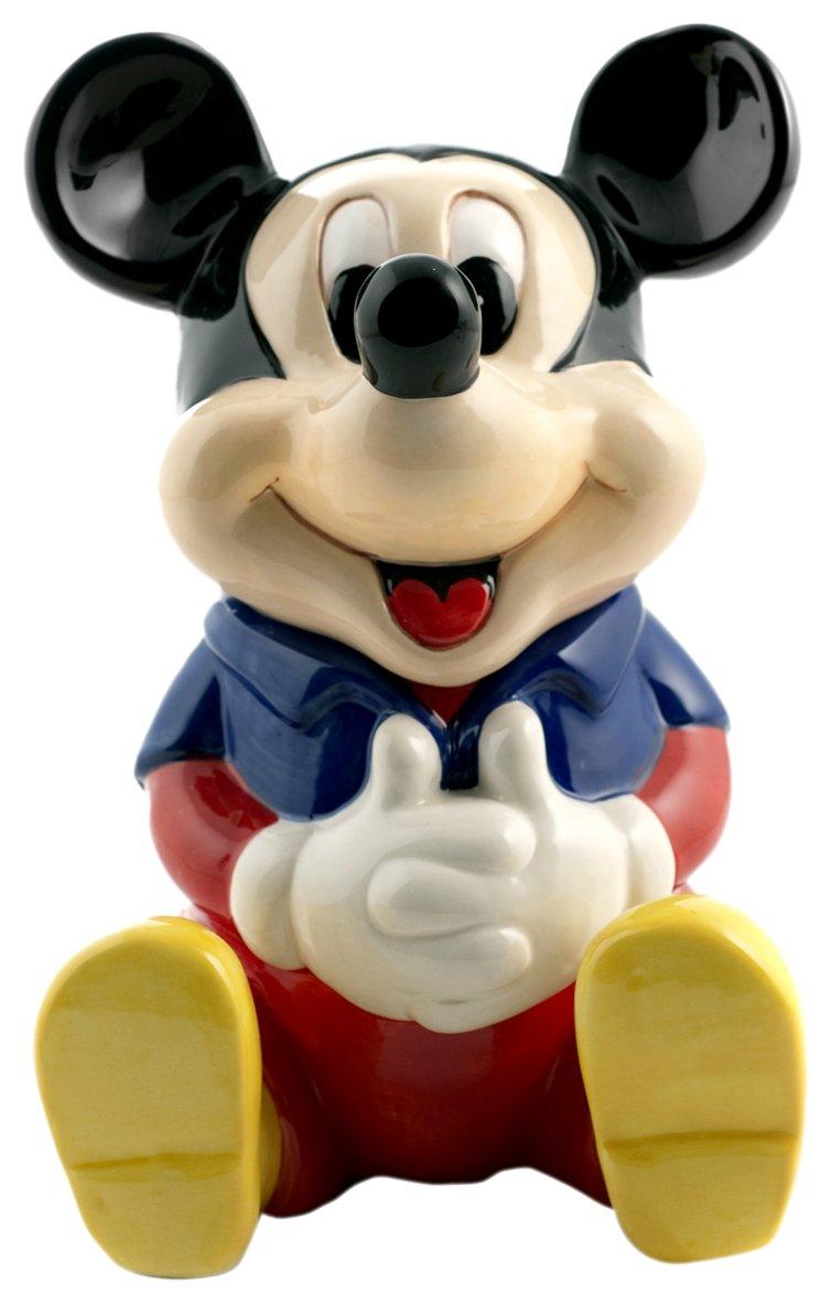 Home Disney Mickey Biscottiera, Ceramica 9709500 biscottiere