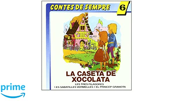 Contes De Sempre V.6 Caseta Xocolata: Cuentos Infantiles: Amazon.es: Música