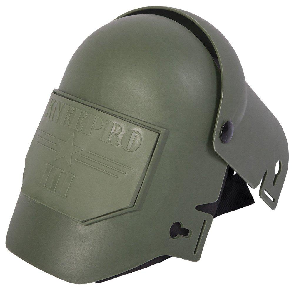 KP Industries Knee Pro Ultra Flex III OD Green