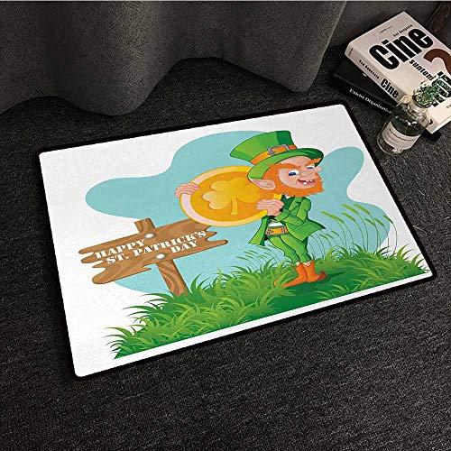 DuckBaby Pet Door mat St. Patricks Day Festive