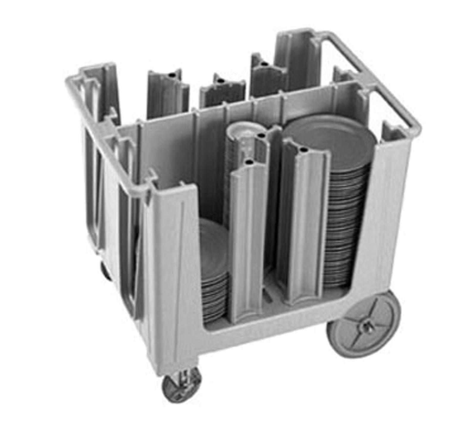 Cambro (ADCS401) Plastic Adjustable Dish Caddy