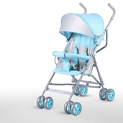 Baby carriage Carrito De Bebé Ligero Puede Sentarse/Medio ...