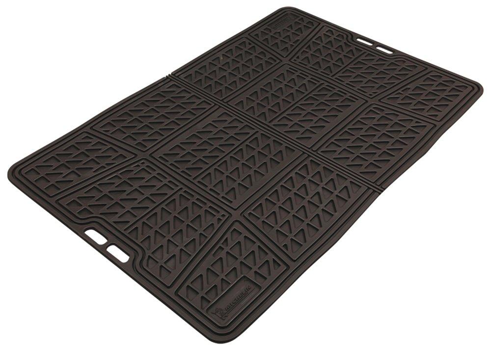 MICHELIN 9078 Vehicle Interior Covering//Accessory Floor Mat Vehicle Interior Covering /& Accessories Floor Mat, Negro, Caucho, Universal, 500 mm, 40 mm