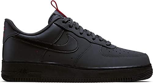 nike air force 1 uomo antracite