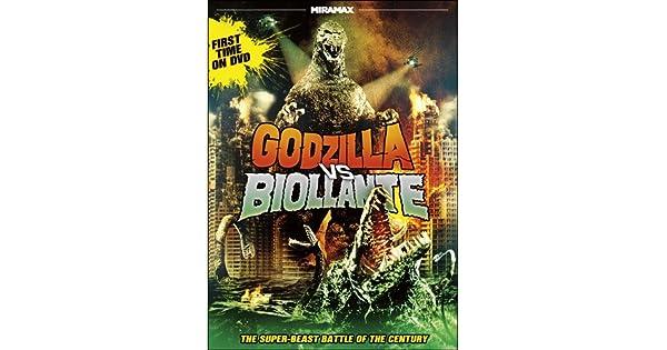 Amazon.com: Godzilla vs. Biollante: Kunihiko Mitamura ...