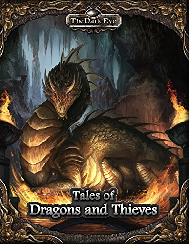 The Dark Eye: Tales of Dragons and Thieves (ULIUS25303)