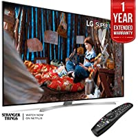 LG SUPER UHD 86 SJ9 4K Smart HDR LED TV with 1 Year Warranty Extension