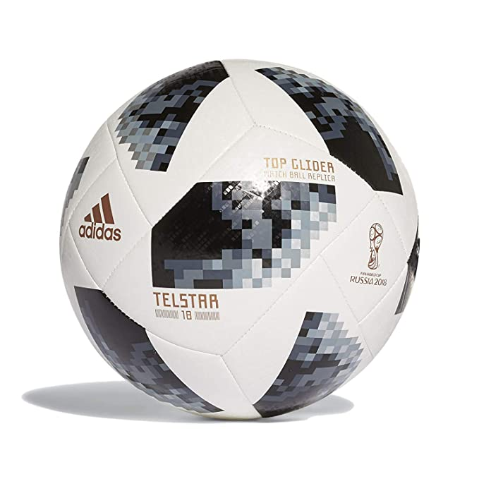 adidas Top Glider - Balón de fútbol (Talla 3, 2 a 8 años), Color ...