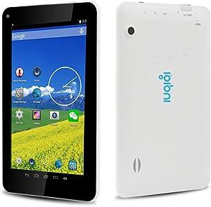Indigi 4G LTE GSM Unlocked TabletPC & Smartphone (Official Android Pie OS + DualSIM + 2GB RAM/16GB Storage) (BLK)