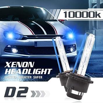 2X 35W D2S D2R D2C Xenon Car Replacement HID Factory Headlight Light Lamp Bulbs