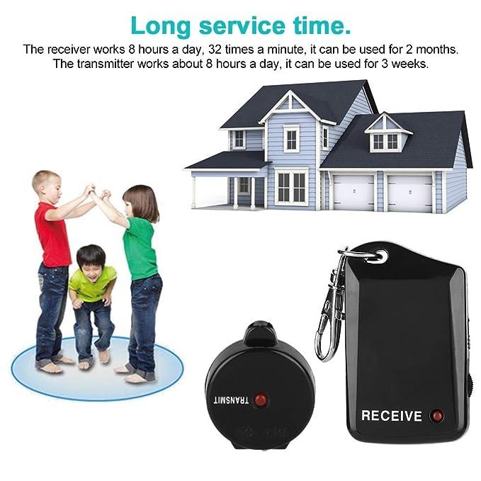 drahtlose elektrische pers/önliche GPS Tracker f/ür Baby Tier pers/önliches Eigentum Anti-Lost Anti-Diebstahl Alarm Sicherheitssucher