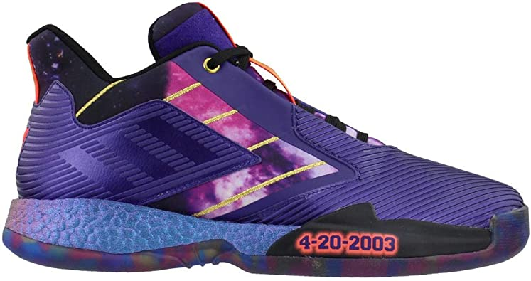 adidas Womens x Tmac Millennium 2 Basketball Shoes Basketball Casual,