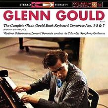 Complete Glenn Gould Bach Keyboard Concertos (Vinyl)