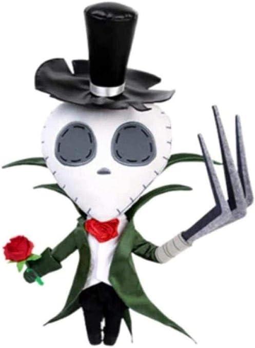 Identity V Hunter The Ripper Artist Jack Plush Toy Dressup Clothing DIY Doll