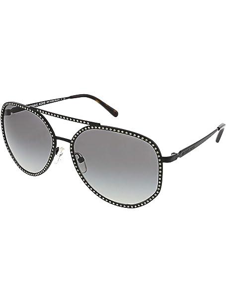 Michael Kors 0MK1039B Gafas de sol, Matte Black, 58 para ...