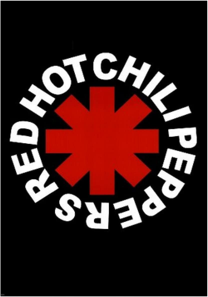 Empty Spiral Red Hot Chili Peppers Home Wall Stylish Hd Wallpaper