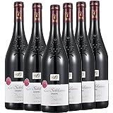 【法国完税AOC】萨博乐干红葡萄酒 750ml*6