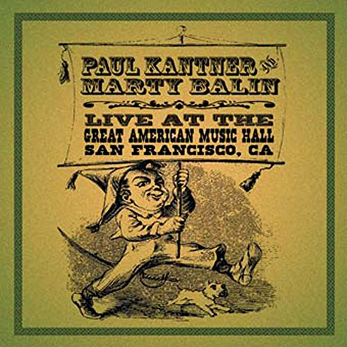 Live At The Great American Music Hall, San Francisco,CA (American Great Hall Music)