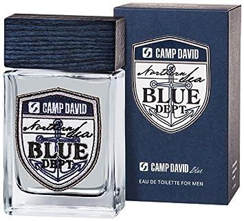 5e5278f8d70 Camp David Eau de Toilette Spray for Men, Blue: Amazon.co.uk: Beauty