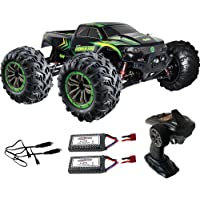 Altair 1:10 Large Scale RC Truck with 30 Minutes Continuous Battery Life - 48+ km/hr High-Speed Remote Control Car - 4x4…