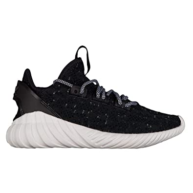 finest selection 81839 9acd9 adidas Kids Originals Tubular Doom Sock Primeknit BB6737 (4 Big Kids US)  Black