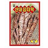 Dedeok codonopsis seeds. Korea 1pack
