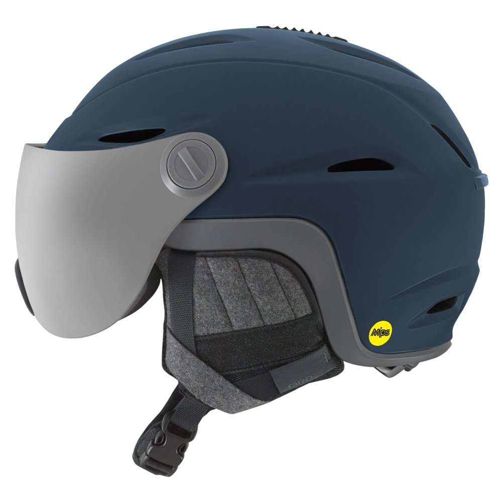 GIRO(ジロ) スキー スノーボード ヘルメット VUE MIPS [並行輸入品] Matte Turbulence L (59-62.5CM)