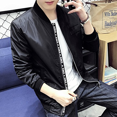 Giacca La Nera Coreana m Uomini Camicia Unita Camicie G Di Sigaro Uniforme Tinta Della Giovani Marea Versione Uomo 1862 Molla In Snellimento HSwxqHUr