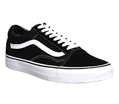 27d75360bb Vans Old Skool Black - 3.5 UK  Amazon.co.uk  Shoes   Bags
