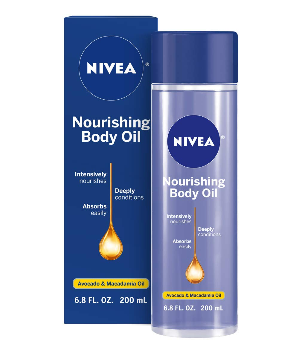 NIVEA Nourishing Body Oil 6.8 fl oz by Nivea