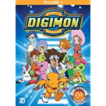 Digimon: The Official First Season: Volume 1