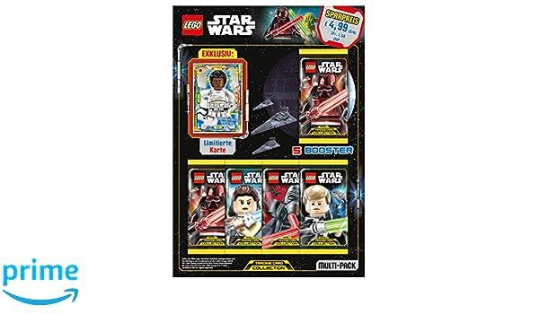 Top Media 180248 Lego Star Wars Cartas coleccionables, Multi ...