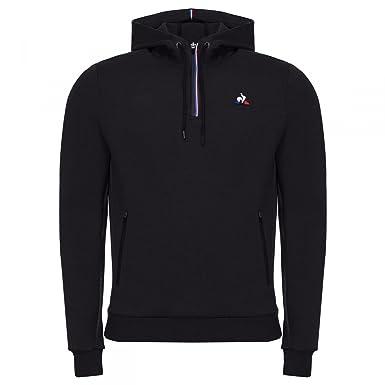 Sweat Le Coq Sportif Sweat Tech Hoody 1 2 Zip  Amazon.fr  Vêtements et  accessoires 3f9d7305c745