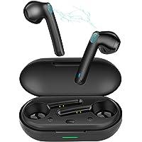 BOBITOS Audífonos Bluetooth Inalámbricos 5.1, Auriculares Bluetooth IPX7 Impermeable, Auriculares Bluetooth Deportivos…