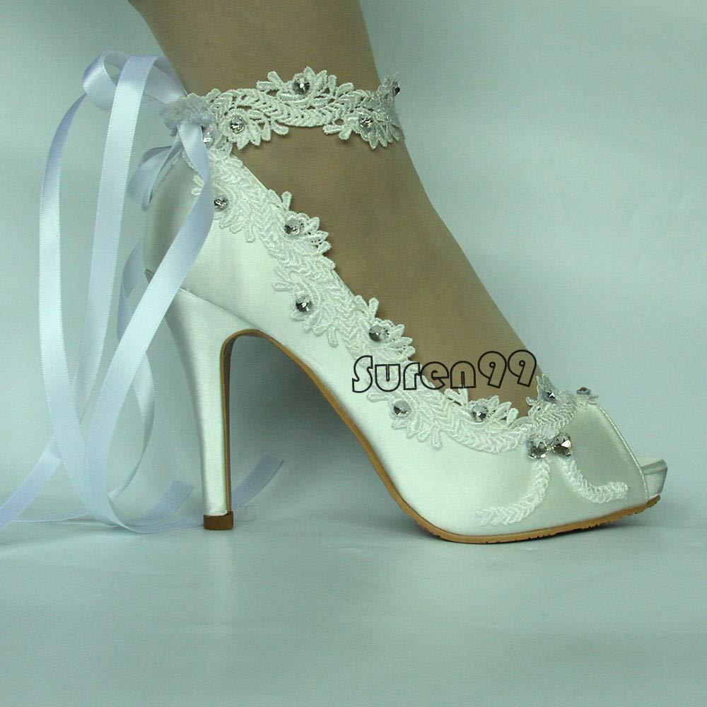 bride women shoes heels size