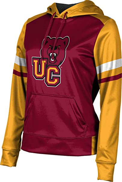 Ursinus College Girls Pullover Hoodie Game Time School Spirit Sweatshirt